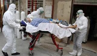 یورپ میں کورونا سے اموات 25 ہزار سے زائد