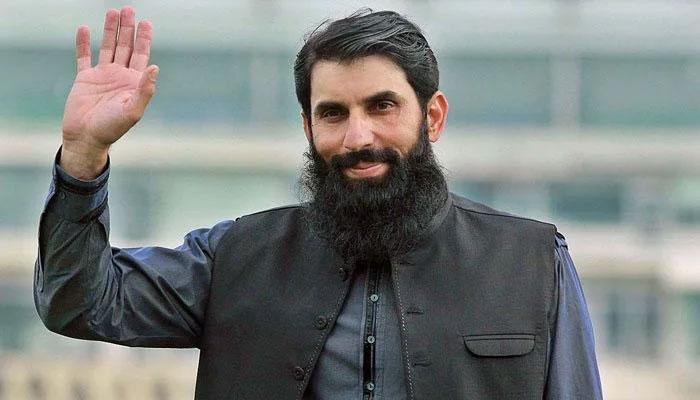 میری نیت صاف ہے، پاکستان ٹیم کو بلندیوں پر لے جانے کیلئے پرعزم ہوں، مصباح الحق