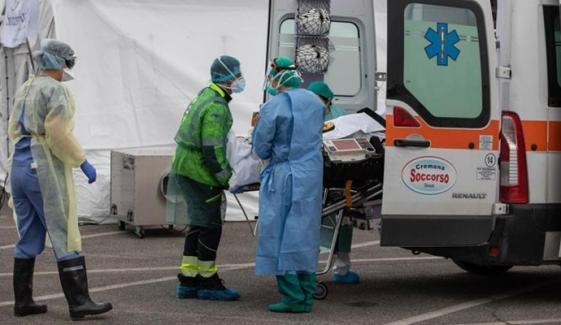 کورونا اٹلی میں مزید 837 زندگیاں نگل گیا