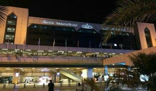 پاکستان میں پھنسے غیرملکیوں کو لینے مصری طیارہ کراچی پہنچ گیا