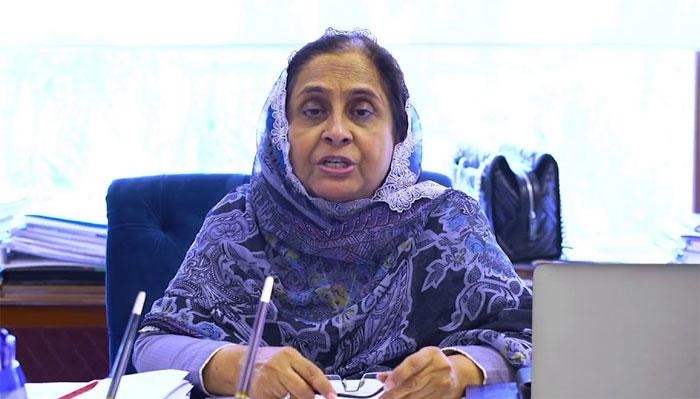 کورونا وائرس سے کراچی میں مزید دو افراد انتقال کرگئے، ڈاکٹر عذرا فضل