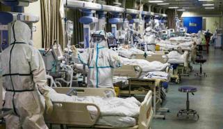 دنیا بھر میں کورونا وائرس کے مریضوں کی تعداد 10لاکھ سے متجاوز