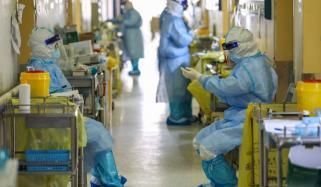 برطانیہ میں مزید 570 افراد کورونا کا شکار