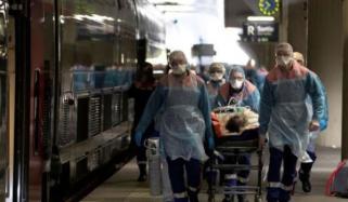 فرانس: کورونا سے اموات کی تعداد ساڑھے 5 ہزار ہوگئی