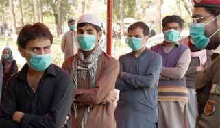 کورونا کے پاکستان میں کیسز 2441 ، اموات 35