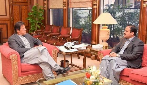 وزیر اعظم نے عثمان بزدار کے اقدامات کی تعریف کردی