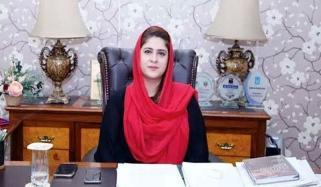 سارہ احمد بچوں کے حقوق کے حوالے سے پنجاب حکومت کی ترجمان مقرر