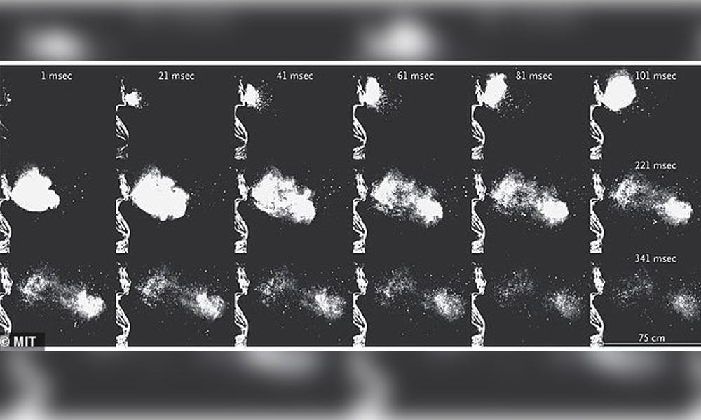کوروناوائرس ہوا میں 27 فٹ تک نہیں سفرکر سکتا، امریکی سائنسدان