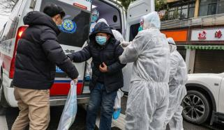 چین میں مزید 4 اموات، مجموعی تعداد 3326 ہوگئی