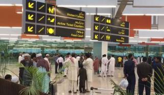 ٹورنٹو، استنبول سے اسلام آباد آنے والے کئی مسافروں کے کورونا ٹیسٹ پازیٹو