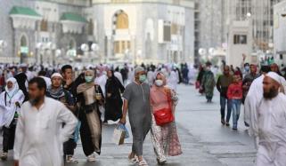 سعودی عرب، کورونا پر قابو پانے کیلئے کئی ماہ لگ سکتے ہیں