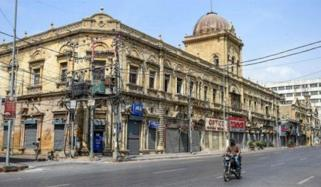 کورونا کے باعث کراچی میں 14ویں روز بھی لاک ڈاؤن جاری رہا