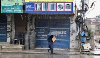 اسلام آباد راولپنڈی میں لاک ڈاؤن پندرہویں روز بھی جاری