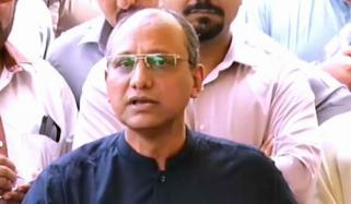 شوکت یوسفزئی نے میرے خلاف بے بنیاد بات کہی، سعید غنی