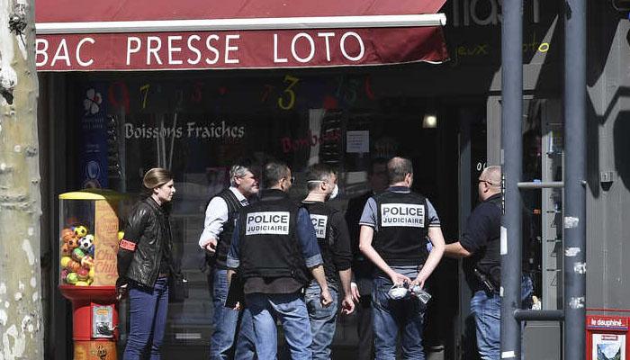 فرانس :چاقوبردارکاحملہ، 2افراد ہلاک