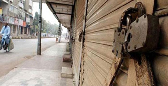 پشاور میں دفعہ 144 کی خلاف ورزی کرنے پر 55 افراد گرفتار