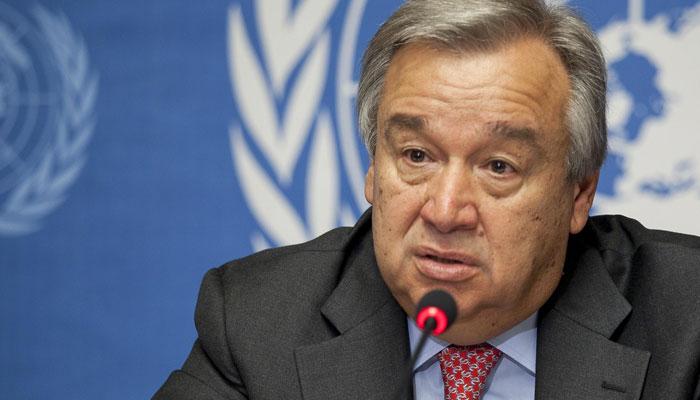 اقوام متحدہ کے سیکریٹر جنرل نے دنیا کو ایک اور خطرے سے خبردار کردیا