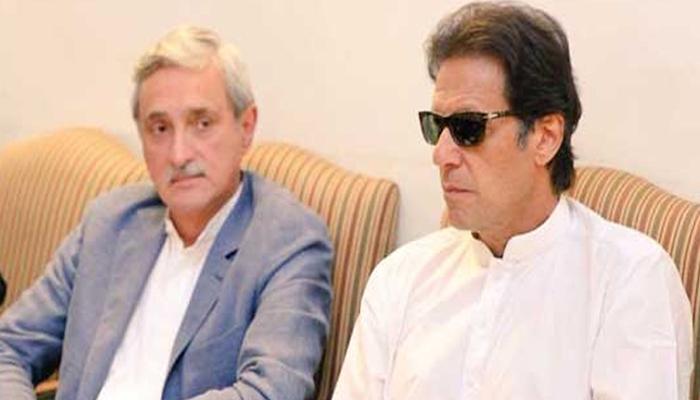 عمران خان سے تعلقات پہلے جیسے نہیں، جہانگیر ترین