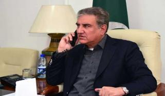 وزیر خارجہ کا شنگھائی تعاون تنظیم کے سیکرٹری جنرل سے ٹیلیفونک رابطہ