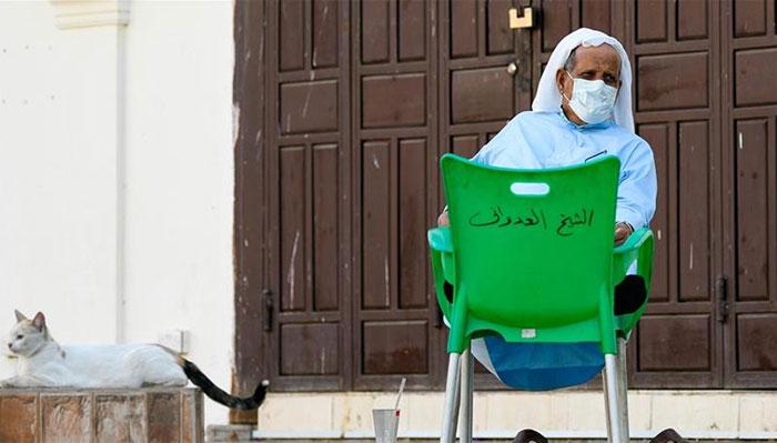 سعودی عرب میں دوہفتوں میں کورونا کیسز دو لاکھ تک بڑھنے کا خدشہ