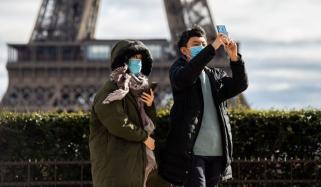 فرانس، لاک ڈاؤن میں مزید سختی