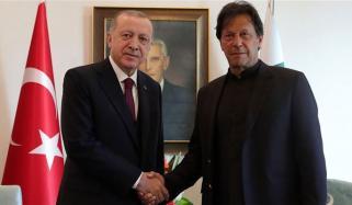 کورونا: وزیراعظم کا ترک صدر سے رابطہ، جانوں کے ضیاع پر اظہار افسوس