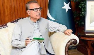 صدر مملکت ڈاکٹر عارف علوی آج لاہور پہنچیں گے