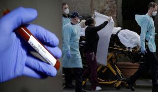 امریکا میں کورونا سے ایک ہی روز 2 ہزار ہلاکتیں
