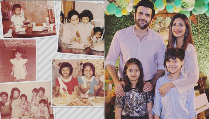 سنیتا مارشل نے اپنی سالگرہ کے موقع پر اپنے خاص لمحات کی تصاویر شیئر کردیں