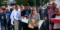 66 لاکھ امریکیوں کی بےروزگاری الاؤنس کیلئے درخواست