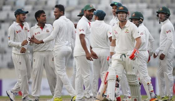 آسٹریلوی کرکٹ ٹیم کا دورہ بنگلادیش منسوخ
