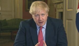 برطانوی وزیر اعظم ICU سے وارڈ میں شفٹ