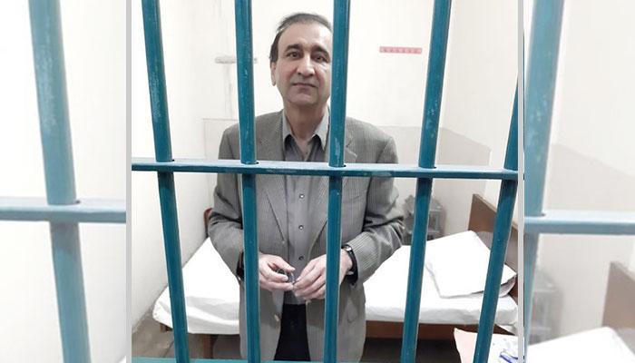 جاپان میں میر شکیل الرحمٰن  کی گرفتاری کیخلاف بھوک ہڑتال