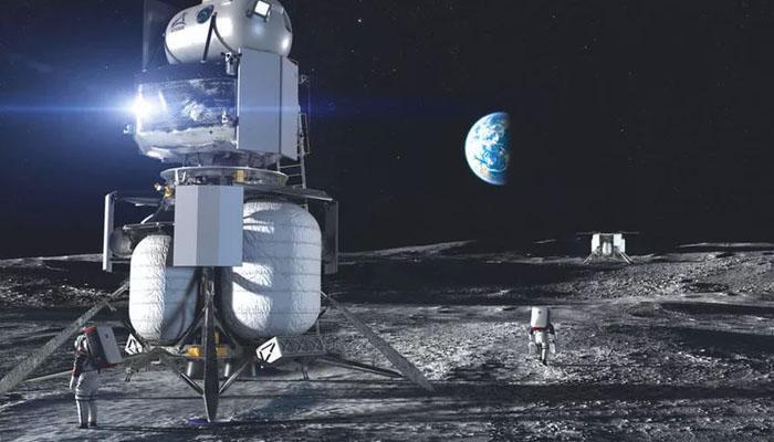 انسان کو چاند پر لے جانے والی گاڑیوں کی تیاری