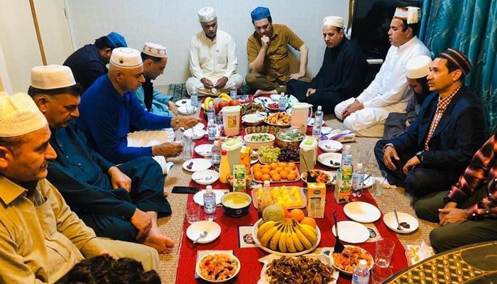 جاپان: ن لیگ کے سینئر نائب صدر کیجانب سے افطار کا اہتمام