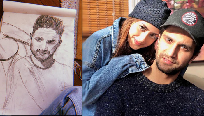 احد کی پرکشش شخصیت کو خاکے میں قید کرنا آسان نہیں: سجل علی