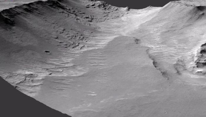 کیا اربوں سال قبل مریخ پر زندگی موجود تھی؟