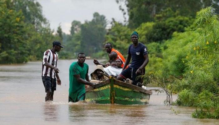 مشرقی افریقی ممالک میں سیلاب، 300 افراد ہلاک