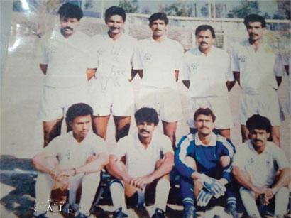 سندھ نے پاکستانی فٹبال ٹیم کو سب سے زیادہ کھلاڑی فراہم کئے، اعظم خان