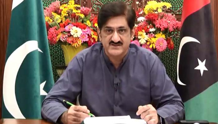 سندھ میں آج سب سے زیادہ 1017 کیسز آئے ہیں، یہ لمحہ فکریہ ہے، مراد علی شاہ