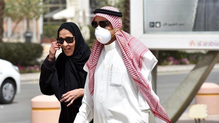 سعودی عرب میں کورونا مریضوں کی تعداد 62 ہزار سے زائد ہوگئی