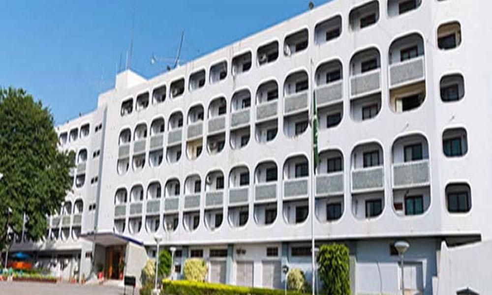 سینئر بھارتی ہائی کمیشن اہلکار کی پھر دفترِ خارجہ طلبی