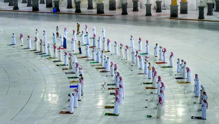 سعودی عرب میں چوبیس گھنٹوں میں کورونا کے بارہ مریض جاں بحق