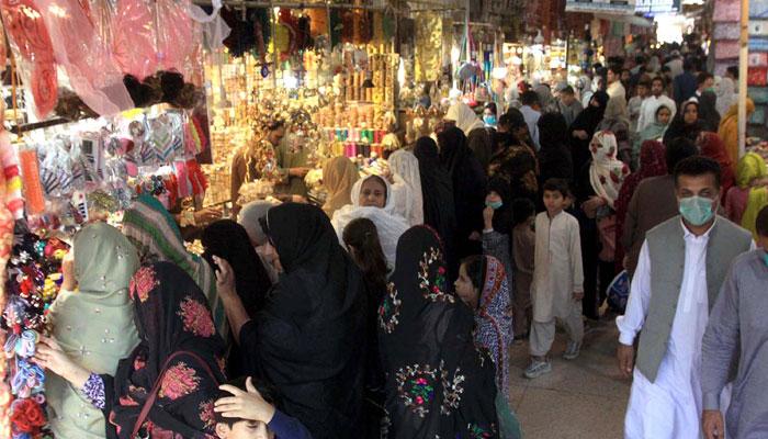کوئٹہ: ایس او پیز کی خلاف ورزی پر 67 دکانیں سیل