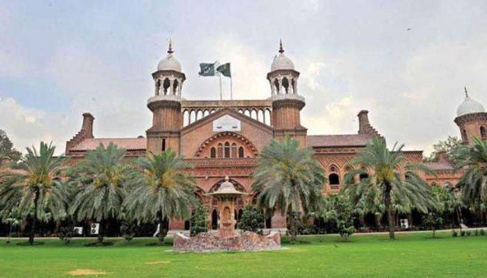 لاہور ہائیکورٹ: ججز کا ڈیوٹی روسٹر جاری