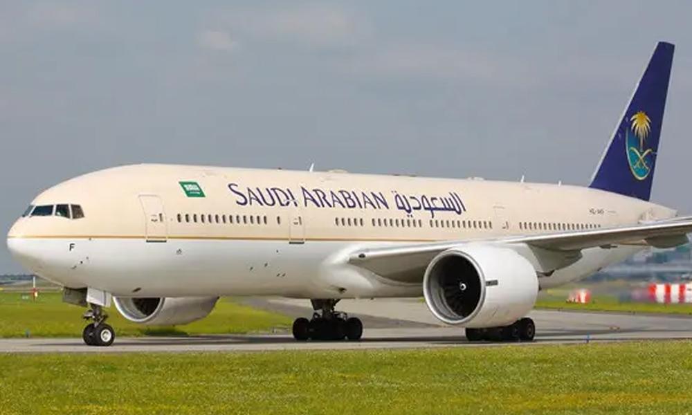 سعودی ایئرکے خصوصی طیارے کو اسلام آباد لینڈنگ کی اجازت