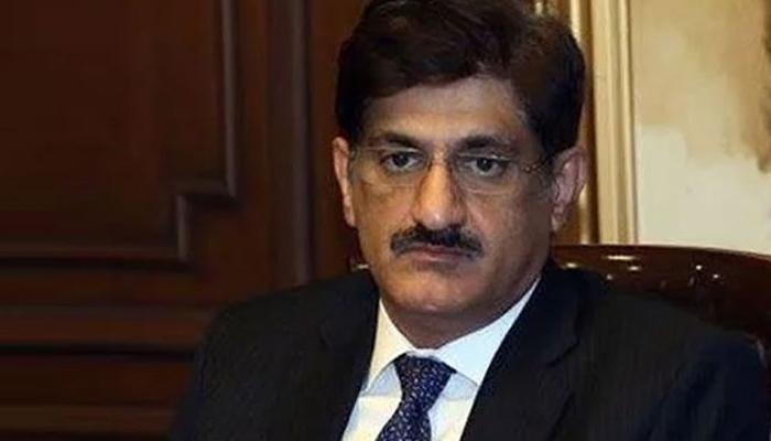 وزیراعلیٰ سندھ کا طیارہ گرنے پر دکھ کا اظہار