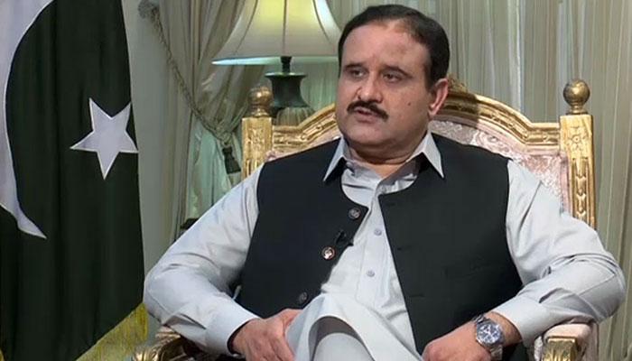 وزیراعلیٰ پنجاب کا کراچی میں طیارہ حادثہ پر اظہار افسوس