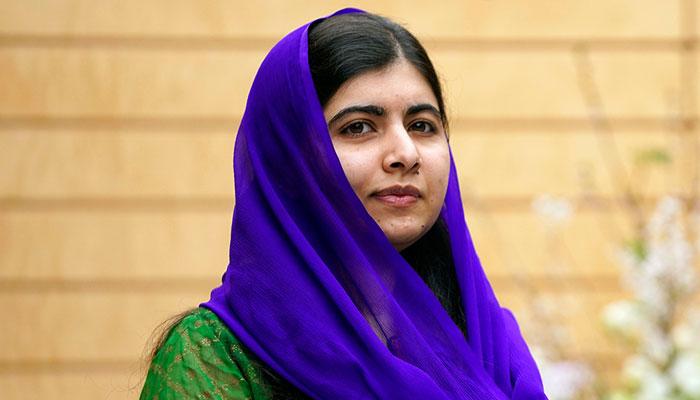 ملالہ یوسفزئی کا طیارے کے حادثے پر اظہار رنج و غم