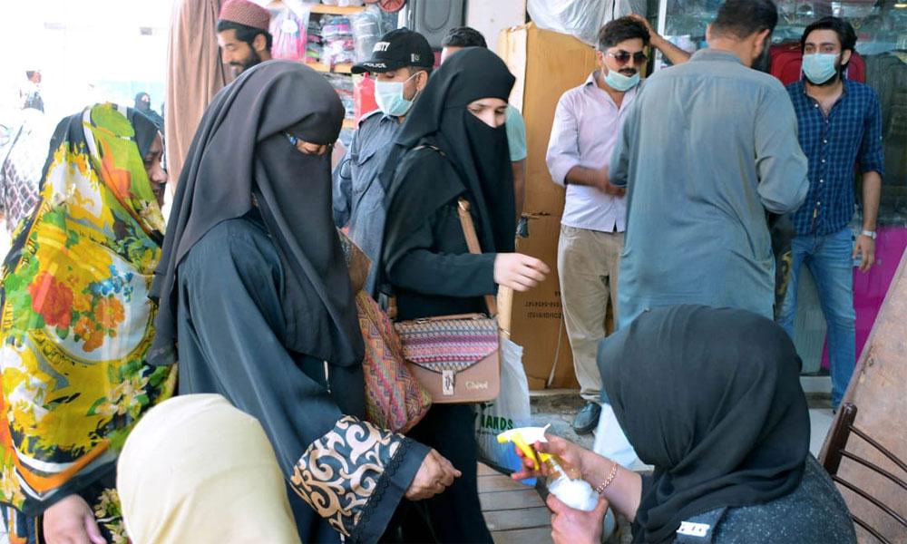 پاکستان: 52437 کورونا مریض، 1 ہزار 101 اموات